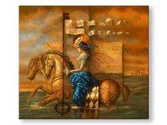 Kuman-Art: Jake Baddeley