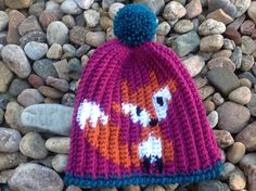 Hey, I found this really awesome Etsy listing at https://www.etsy.com/listing/205294664/fox-beanie