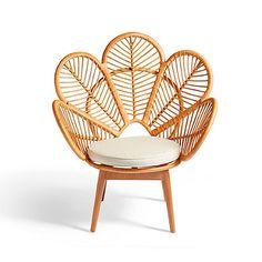 Daisie Rattan Chair