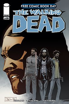 Robert Kirkman discusses The Walking Dead for Free Comic Book Day
