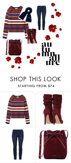 """""""Autumn Allure"""" by bychun on Polyvore featuring Tory Burch, Mansur Gavriel and Pure Collection"""