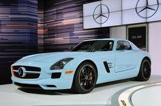 New York Auto Show, 2011