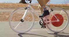 See The Wheel That Will Change Bikes Forever