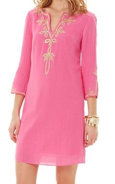 NWT Lilly Pulitzer Resort White Conched Out Elinor Dress $100 ...