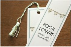 bibliophile bridal shower