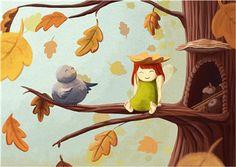 A fine art print entitled Leafed by Anda Cofaru!