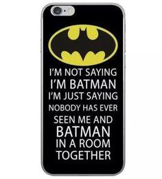 iPhone Case - Batman
