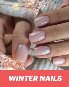 Christmas Nail Art Designs, Winter Nail Designs, Winter Nail Art, Christmas Nails, Winter Nails, Summer Nails, Christmas Diy, Holiday, Short Square Nails