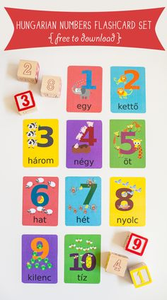 French number flash cards - a greta way to teach basic French to toddlers. Gus on the Go French Numbers Flashcard Printable Spanish Flashcards, Chinese Flashcards, Number Flashcards, Flashcards For Kids, Printable Flashcards, Spanish Worksheets, French Numbers, Spanish Numbers, Ways Of Learning