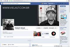 GRUPO VIELA 17 -  2013 Página no Facebook http://on.fb.me/1tk87Zv Criação de conteúdo e mobilização como uma das administradoras da página no Facebook, em 2013.