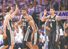 Stanley Roy informa: NBA: Spurs a la serie final