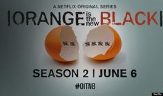 Orange is the New Black is back on June 6th! YASSS CANNOT WAIT.
