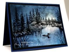 Stormy Night by annascreations - Cards and Paper Crafts at Splitcoaststampers