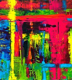 WILD THOUGHTS, acrylic on canvas, 120 x 110 cm, abstract art by Eva Tikova Abstract Art, Thoughts, Canvas, Painting, Tela, Painting Art, Canvases, Paintings, Painted Canvas