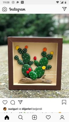 SG birds on flat leaf - Elea Pebble Painting, Pebble Art, Stone Painting, Diy Crafts Hacks, Diy Arts And Crafts, Stone Crafts, Rock Crafts, Art For Kids, Crafts For Kids