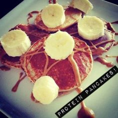 Recipe for Protein Pancakes: John Carter Fitness