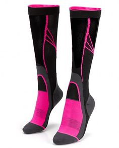 Running is all about the compression gear... These Compression Socks look hardcore