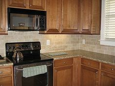 kitchen tile backsplash - Google Search