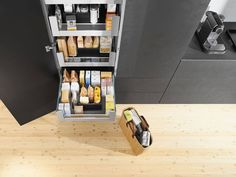 A landmark in your kitchen. Find out more about the ultimate solution for larder units…
