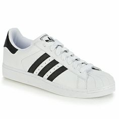 Sneakers Schuhe, Herrenschuhe, Schwarz, Adidas Superstar, Adidas  Turnschuhe, Adidas Originals, 3832008672