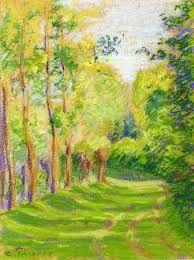Resultado de imagem para Camille Pissarro