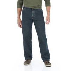 Wrangler Men's Carpenter Jeans, Size: 30 x 30, Blue