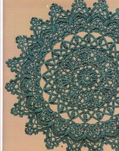 Doilies With A Twist by Patricia Kristofferson