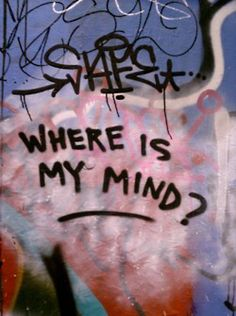 Where is my mind - THE PIXIES