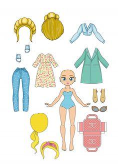 Paper Dolls Book, Cute Kawaii Drawings, Pocket Letters, Lol Dolls, Google Drive, Origami, Aurora Sleeping Beauty, Diy Crafts, Lettering