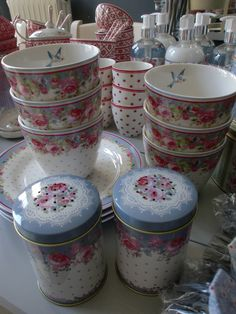 New GreenGate Autumn/Winter 2014 collection: Stoneware and Shakers Simone