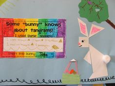"""Inspire Me, ASAP!: Some """"Bunny"""" Knows About Tangrams!"""