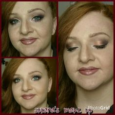 Redhead make up
