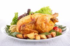 Pollo arrosto al microonde
