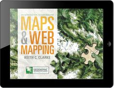 An Introduction to Cartography  Maps & Web Mapping establishes an innovative, eText-only introduction to the history, principles, and current technologies used in mapping and cartography in a way that's never been done before.