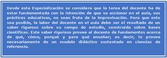 Especialización Docente en Alfabetización Inicial [Clases]