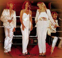 STP ABBA Bodycon Jumpsuit, Casual Jumpsuit, Abba Mania, Vintage Jumpsuit, Designer Jumpsuits, Music Like, Jumpsuit Pattern, Flattering Dresses, Metalhead