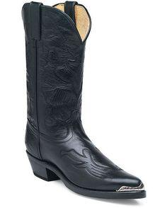 US Brass™  /'EASTWOOD/' Men/'s Cuban Heel Ankle Western Cowboy Boots sizes 6 x 12