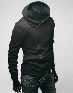 Jaqueta de moletom masculina