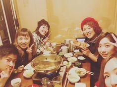 #アリアンツキャナル #福山市 #ヘアサロン #月1食事会 #黒毛和牛 #みんなひたすら肉食べる  恒例の月1食事会