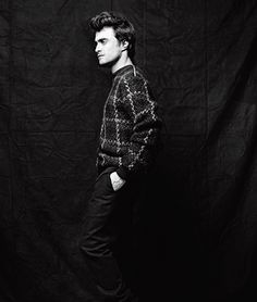 Daniel Radcliffe by Dennis Golonka for Un-Titled Project Magazine (2016)