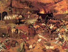 Bubonic plague and the mythology of disease.