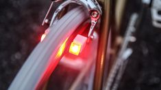 Turn your bike into a smart, illuminated bike by exchanging the brake pads: No friction, no batteries, no cables - just endless energy.