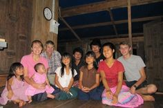Blog: The Sharon Family Projects | Reports from S.E. Asia