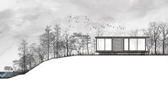 Pavilion at Architect's Residence / Kythreotis Architects