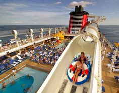 The Disney Dream has parent-friendly features that other cruise lines don't.