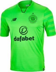 514f12dac 2017 18 NB Celtic FC 3rd Jersey. Shop for it from www.soccerpro