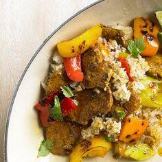Jamaican Jerk Chicken Sliders with Pineapple Salsa