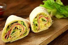 Party Wraps mit Frischkäse und Putenbrust, ein schönes Rezept aus der Kategorie Fingerfood. Bewertungen: 181. Durchschnitt: Ø 4,6.