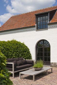 Fotografie van landelijke woning Brosens Interieurs. © foto's Liesbet Goetschalckx