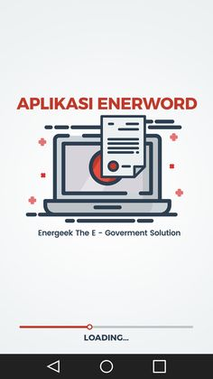 Splash Screen - Android E - Word